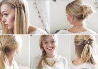 Einfache Frisuren Selber Machen Offene Haare by Einfache Frisuren Selber Machen Offene Haare Archives Frisuren