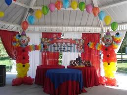 party rental hialeah carnival party decorations circus theme decoration from premiere