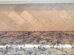 tiles backsplash tumbled travertine backsplash ideas kitchen