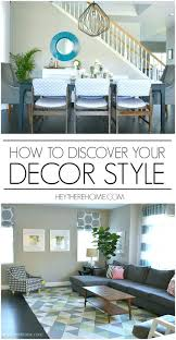 Home Decor Styles List What Is My Decorating Style Styles List Whats Your Enhancing The