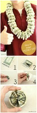 money leis how to make money leis