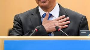 l u0027ethiopien tedros nouveau patron de l u0027organisation mondiale de la