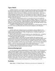 a modest proposal worksheet before ir ea d a modest proposal by