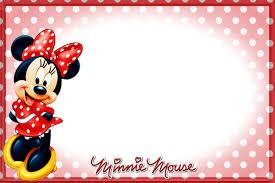 minnie mouse photo album printable minnie mouse birthday invitations bagvania free