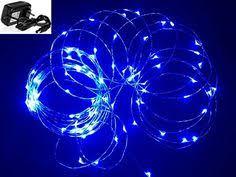 12v Led Light String by Mt Tech 50 Blossom Solar Patio String Lights For Outdoor Garden