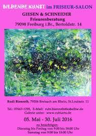 Friseur Bad Krozingen Aktuelles Und Ausstellungen Rubiarts