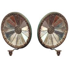 Mirror With Candle Sconces 60 Best Candle Sconce Images On Pinterest Candle Sconces Wall