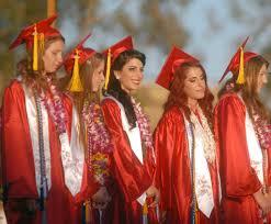 savanna high school alumni vista graduation bittersweet for seniors