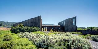 California Ranch House by Thoughtful Residential Design Sea Ranch California