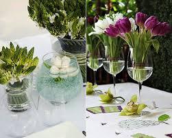 tischdekoration hochzeit ideen ideen für raffinierte blumendeko hochzeit mit tulpen freshouse