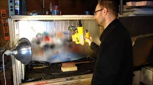 diy spray booth and paint curing oven youtube loversiq