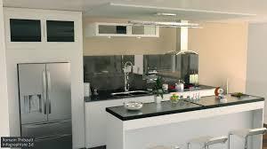 cuisine en 3 d 3d interieur architecture 3d image 3d modlisation 3d amenagement