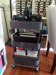 Ikea Craft Cart Scrapbook Organization Ikea Raskog Cart Vs Sam U0027s Club Knock Off