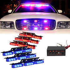 emergency vehicle light controller aliexpress com buy cyan soil bay red blue 54 led 54led emergency