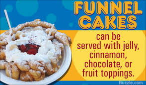 you have to try this easy funnel cake recipe