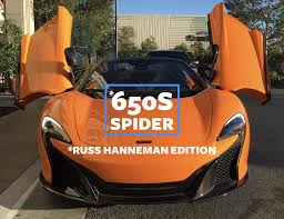 How I Got Arrested In Russ Hanneman U0027s Mclaren And Why You Need To