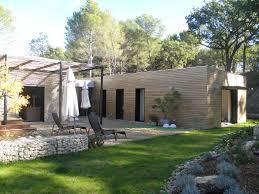 extension maison contemporaine maison bois pierre affordable beautiful extension maison bois