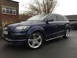Audi Q7 Manual - used audi q7 cars for sale in bradford west yorkshire motors co uk