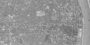 Aerial Map Of Chicago by 60 Years Of Urban Change Midwest