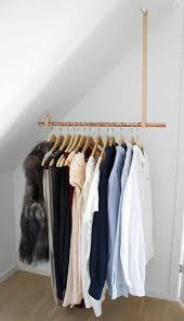 diy garderobe die besten 25 rohr ideen auf rohr beleuchtung