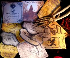 Free Printable Halloween Potion Bottle Labels Halloween Potion Bottle Labels That You Will Like In 2015 From