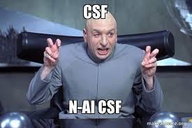 Ai Meme - csf n ai csf make a meme