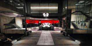 explore the u0027batman v superman u0027 batcave on street view