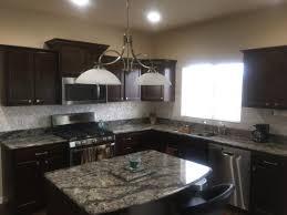 backsplash for dark cabinets and dark countertops kitchen mother of pearl kitchenh tile modern dark cabinets quartz