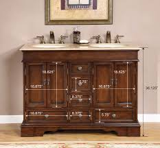 Granite Double Vanity Top Wondrous Design 60 Inch Double Sink Vanity With Quartz Without Top