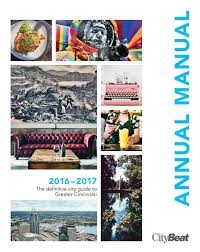 annual manual 2016 17 by cincinnati citybeat issuu