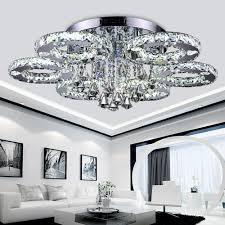Wohnzimmer Und Esszimmer Lampen Hengda Luxus Design Kristall Deckenleuchte Farbwechselfunktion