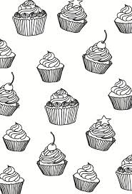 314 best cupcake sweets images on pinterest coloring books