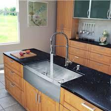 vigo kitchen faucet all in one 33 camden stainless steel farmhouse kitchen sink set