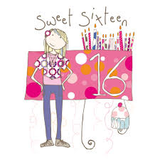 16th birthday cards for girls birthday card beautiful gallery