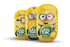 minion tic tacs where to buy tic tac minion mints back by popular demand