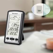 temperature chambre a coucher stations météorologiques prévisions météo baromètre pour la chambre