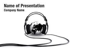 music presentation template tomium info