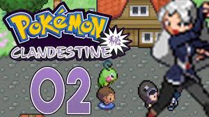 pokemon fan games online pokemon clandestine part 2 shadow pokemon pokemon fan game gameplay