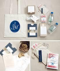 wedding welcome bag ideas engage 132 destination wedding welcome bag ideas from engage 13