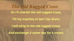 the old rugged cross baptist hymnal 141 youtube