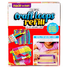 made by me craft loops refill by horizon group usa walmart com