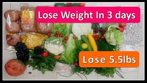 magical weight loss diet plan lose 5 5 lbs in just 3 days no