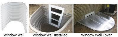 Basement Casement Window by Basement Egress Wells Reasons Benefits And Features