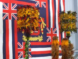 Flags In Hawaii Hawaiian Word Of The Day Kāhili Kapa Kulture