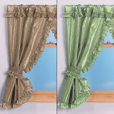 Bathroom Window Valance by 70