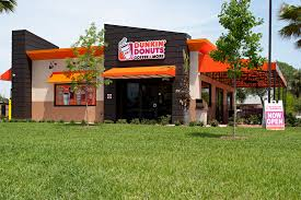 dunkin u0027 donuts fast food exterior and interior design