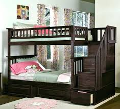 Bunk Bed With Storage Stairs Corner Bunk Beds With Storage Modern Bunk Bed With Storage Stairs