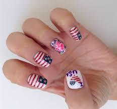 i love the usa nail art style nails magazine