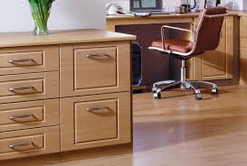 Nova Oak Fitted Home Office Furniture By Sharps