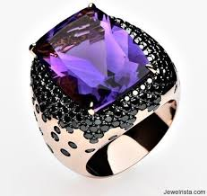 gemstone rings designs images Custom diamond and gemstone rings by jewelry designer artur scholl jpg